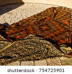 blur in iran antique palace and ...   Shutterstock . vector #754725901