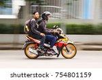 jakarta  indonesia  13th... | Shutterstock . vector #754801159