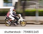 jakarta  indonesia  13th...   Shutterstock . vector #754801165
