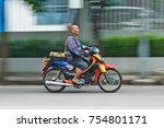 jakarta  indonesia  13th...   Shutterstock . vector #754801171