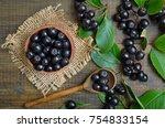 Black Chokeberry  Aronia...
