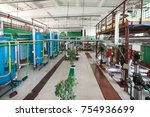 water treatment system for... | Shutterstock . vector #754936699