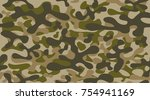 seamless pattern. abstract... | Shutterstock .eps vector #754941169