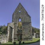 Small photo of The church of St. John Baptist in carthusian monastery Zice, Slovenia