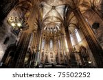 Cathedral Of Saint Eulalia In...