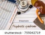 diagnosis nephrotic syndrome