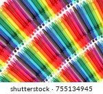 pen colors gradient