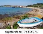 View Of Quay At New Grimsby On...