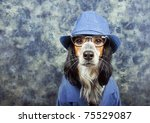 Business Detective Mob Dog In ...
