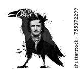 Edgar Allan Poe  Drawing On...