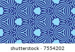 abstract seamless vector pattern | Shutterstock .eps vector #7554202
