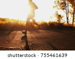 good health can not be traded ... | Shutterstock . vector #755461639