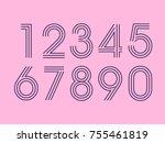 Set Of Ten Numbers Form Zero T...