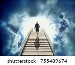 Small photo of Stairway to heaven