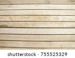 wood back ground | Shutterstock . vector #755525329