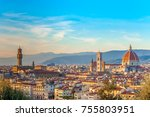 Panoramic View Of Florence ...