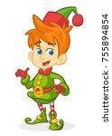 vector illustration of... | Shutterstock .eps vector #755894854