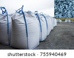 Warehouse Large Bags Of Gravel...