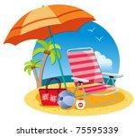 Sonnenschirm clipart gratis  Beach Parasol Free Vector Art - (2096 Free Downloads)