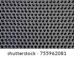 speaker grille texture   Shutterstock . vector #755962081