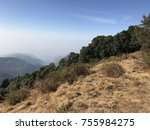 mountain view in himalayas | Shutterstock . vector #755984275