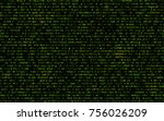 simple dark pattern with random ...   Shutterstock .eps vector #756026209