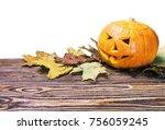 Jack Lantern For Halloween Mad...