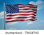 an image of the united states... | Shutterstock . vector #75618742