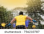 An Amateur Goalkeeper Prepares...
