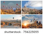 Collage Of Cappadocia