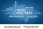 Word Cloud With Text Merry...