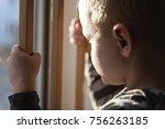 a upset problem concept for... | Shutterstock . vector #756263185