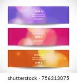 professional and designer... | Shutterstock .eps vector #756313075