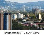 guatemala city   january 04 ... | Shutterstock . vector #756448399