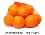Mesh Oranges From The...