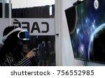 chiang mai  thailand october 29 ... | Shutterstock . vector #756552985