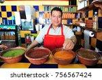 mexico city   feb 27 2010 ... | Shutterstock . vector #756567424