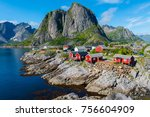 Lofoten Summer Landscape...