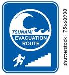 Tsunami Warning Signs Showing...