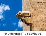 torre dell elefante  meaning... | Shutterstock . vector #756698101