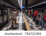 kuala lumpur  malaysia 10... | Shutterstock . vector #756721381