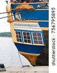 riga  latvia   july 26  regatta ... | Shutterstock . vector #756795895