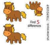 vector illustration of kids... | Shutterstock .eps vector #756901069