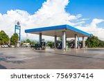 phrae  thailand   october 14 ... | Shutterstock . vector #756937414