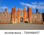 Hampton Court Palace  London ...