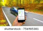 baila tusnad  romania   ...   Shutterstock . vector #756985381