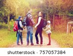adventure  travel  tourism ... | Shutterstock . vector #757057384