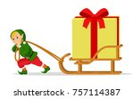 vector illustration cute...   Shutterstock .eps vector #757114387