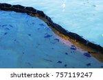 Oil Spill. Environmental...