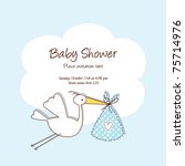 Baby Arrival Card   Baby...